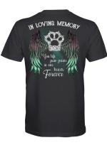 In loving memory 4 T shirt