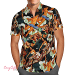 Beautiful Floral Girl Beach Hawaii Shirt H005