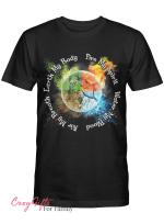 Wicca Element T shirt