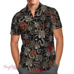 Scorpion Band Hawaii Shirt H006