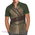 Ninja Turtle Hawaii Shirt H002