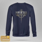 Man of God - Crewneck Sweatshirt