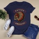 Native American T-Shirt S004