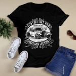 American Custom Hot Rod T shirt