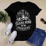 Find a Fresh Air T shirt