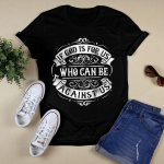 If God Is For Us T shirt