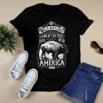 Wild Nature America T shirt