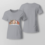 Christmas - Guinea 2 Ladies T shirt