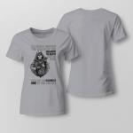 Ass i walk Ladies T shirt