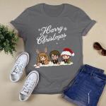 Harry Christmas T shirt