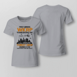 WKRP Thanksgiving Day Ladies T shirt