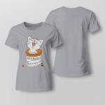 Antidepressant Cat Ladies T shirt