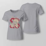 Music - Metalica Ladies T shirt