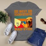 Funny - Best Golden Dad T shirt