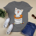 Antidepressant Cat T shirt