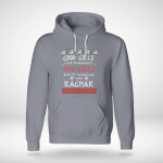 Funny - Nothing Ever Ends  Hoodie