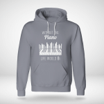 music - Without The Piano Hoodie