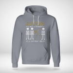 Autism. It's not a disability Hoodie