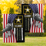 U.s.Army Veteran Flag