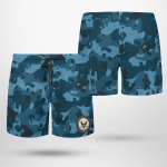US Navy Camouflage Beach Short B005