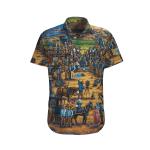 The Golden Spike -150th Anniversary Hawaiian Shirt