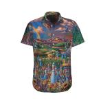 Wizard of Oz Hawaiian Shirt