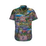 U.S Marines Hawaiian Shirt