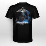 Man of Ocean US Navy T shirt