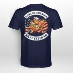 Son of america - Navy veteran T shirt