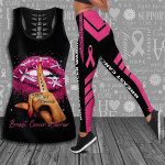 BC warrior Hollow Out Tank Top & legging