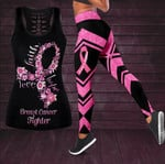 Love - Faith - Hope BC fighter Hollow Out Tank Top & legging