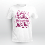 BC awareness month 2 T shirt