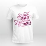 BC awareness month T shirt