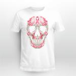 BC - Pink Skull T shirt