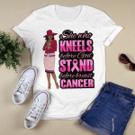 She who kneels before Gog. Stand before BC T shirt