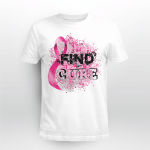 BC - Find the cure T shirt