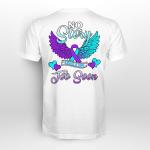 Suicide awareness - No store should end Back T shirt