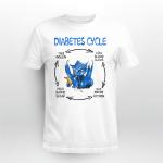 Diabetes Cycle T shirt