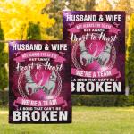 BC awareness- Husband and wife