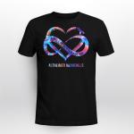 Alzheimer awareness - I will remember for you T shirt
