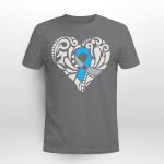 Diabetes Awareness - Grey and Light T shirt