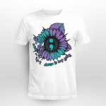 Suicide prevention - Choose to keep going T shirt