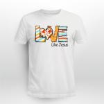 God - Love like jesus T shirt