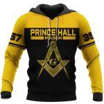 Prince Hall Mason - F&AM - Freemasonry t-shirt and hoodie All-Over-Print