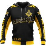 Prince Hall Mason - Freemasonry t-shirt and hoodie All-Over-Print