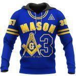 Mason 2B1 ASK1 - Freemasonry t-shirt and hoodie All-Over-Print