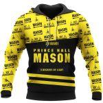 2B1ASK1 Prince Hall Mason - Prince Hall 357 - Freemasonry t-shirt and hoodie All-Over-Print