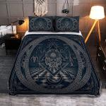 Freemason Quilt Bedding Set