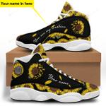 Cat Sunshine Jordan 13 Sneaker