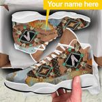 Native American Jordan 13 Sneaker
